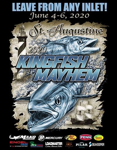St. Augustine Kingfish Mayhem | St. Augustine Kingfish Mayhem | Meat Mayhem