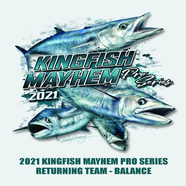 | 2021 Kingfish Mayhem Pro Series - Returning Team Balance | Meat Mayhem