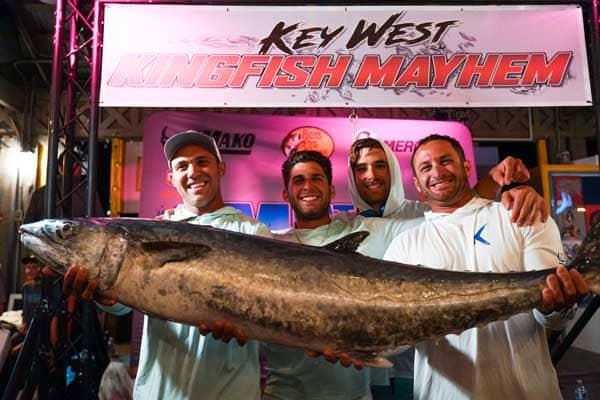 Key West Kingfish Mayhem