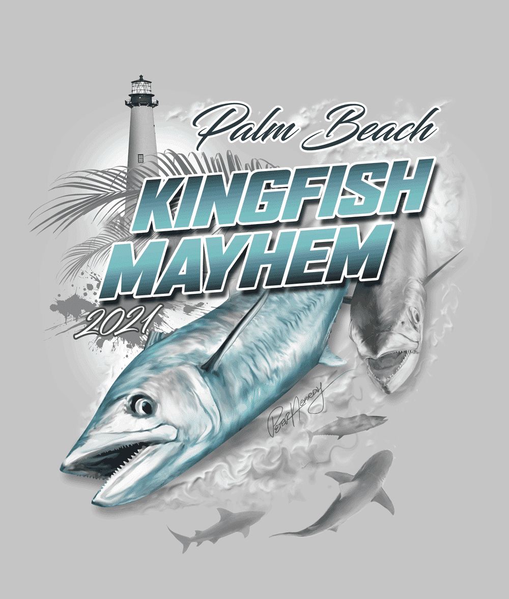 Palm Beach Kingfish Mayhem by Meat Mayhem Tournaments