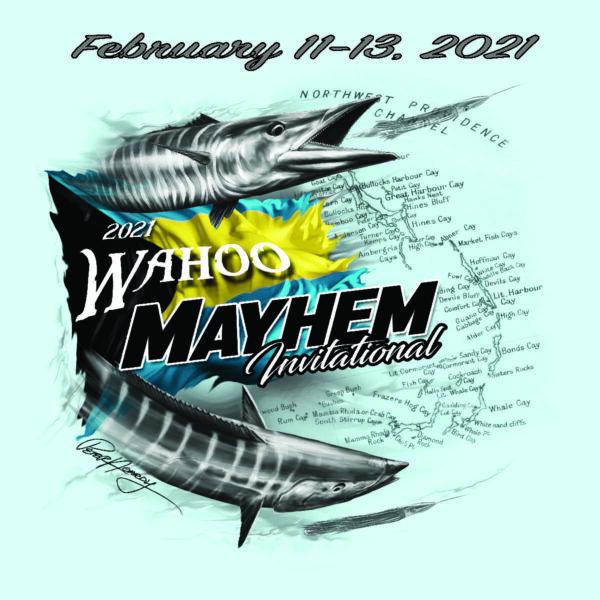 | 2021 Wahoo Mayhem Invitational Entry & Calcutta Deposit | Meat Mayhem
